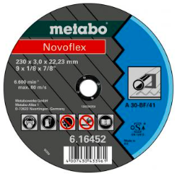 metabo novoflex 125