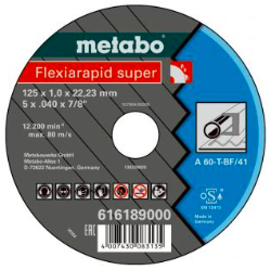 metabo fexiarapid 125