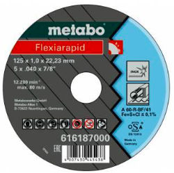 metabo flexiarapid 125