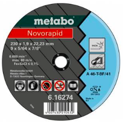metabo novorapid 180