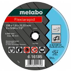 metabo flexiarapid 180