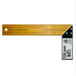 kraftmann uholník príložný 250 mm