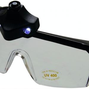 bgs okuliare s osvetlením