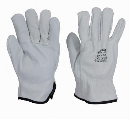 kožené rukavice dakota