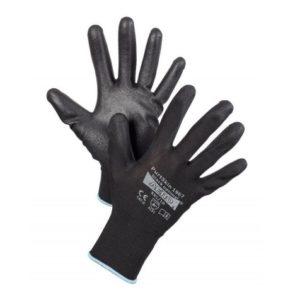 aero rukavice purtskin black optimal