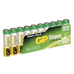 gp batérie alkalické AAA