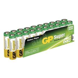 gp batérie alkalické AA