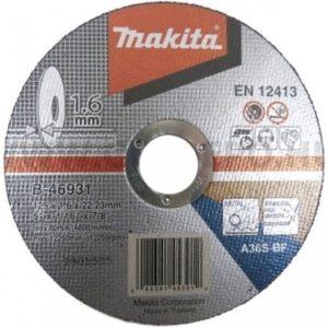 makita rezný kotúč 125