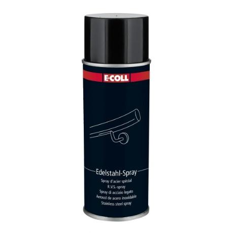 e-coll sprej ušľachtilá oceľ 400 ml