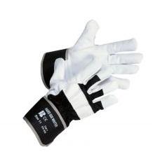 rukavice zimné kombinované hard