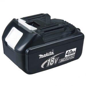 makita akumulátor bl1840b 18 V 4,0 Ah