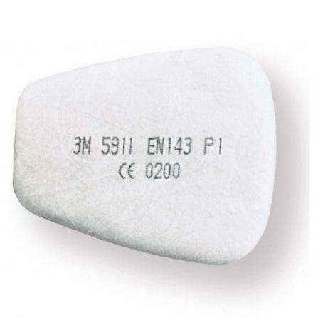 3m časticový filter 5911 P1