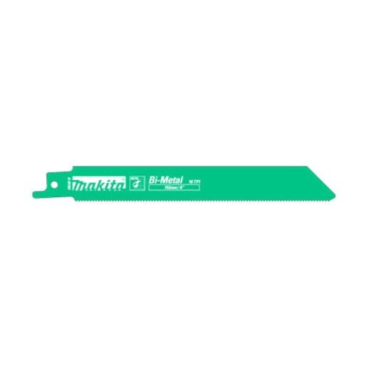 makita pílový list do chvostovej píly bi-metall 152 mm