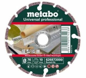 METABO diamantový rezný kotúč