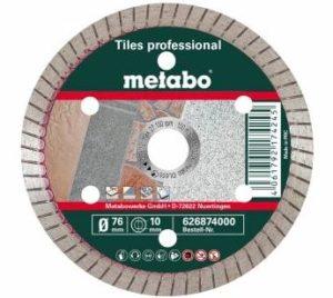 METABO rezný kotúč diamantový