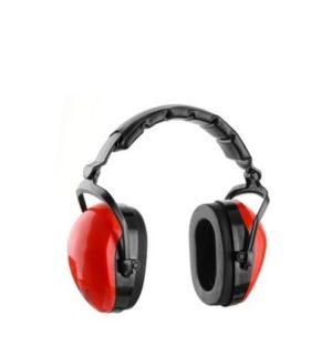 • chrániče sluchu
