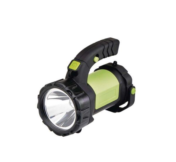 CREE LED + COB LED nabíj. svietidlo P4526