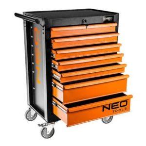 neo dielenský vozík 7 zásuviek bez náradia