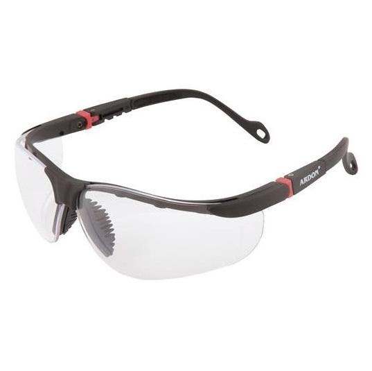 ardon ochranné pracovné okuliare m1000 číre